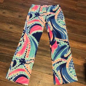 Lily Pulitzer Size M pants